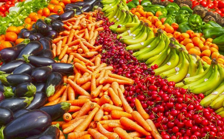Frutta e verdura: ogni giorno 5 porzioni