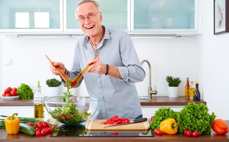 Anziani e alimentazione