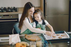 immagine madre e figlia