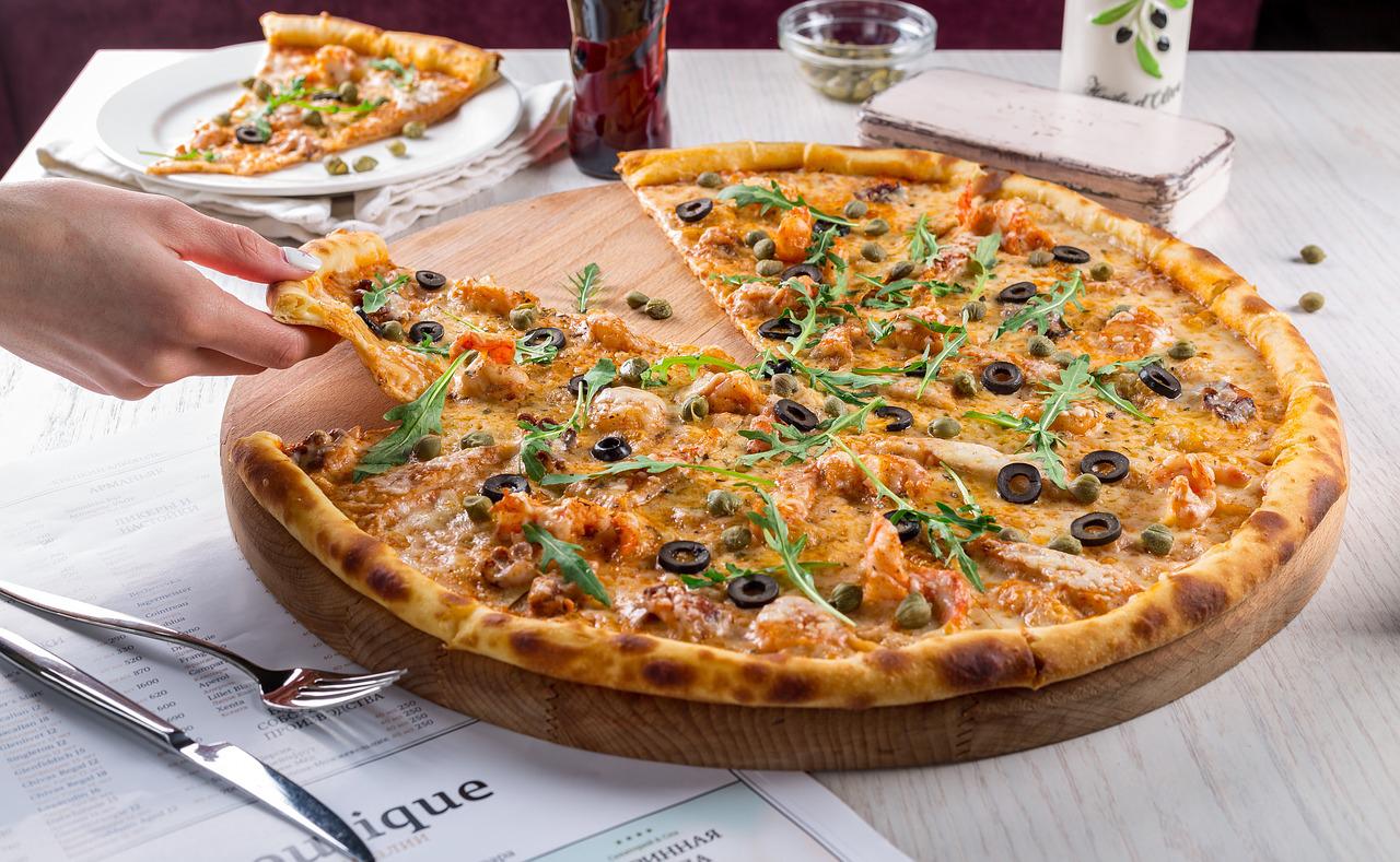 immagine pizza