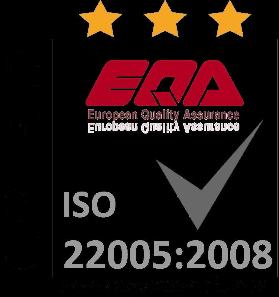 Certificazione ISO-22005