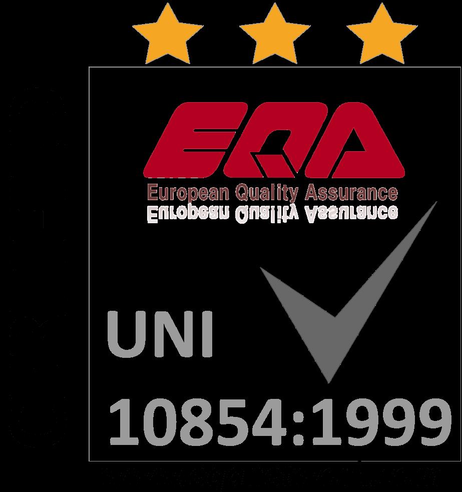 Certificazione UNI-10854