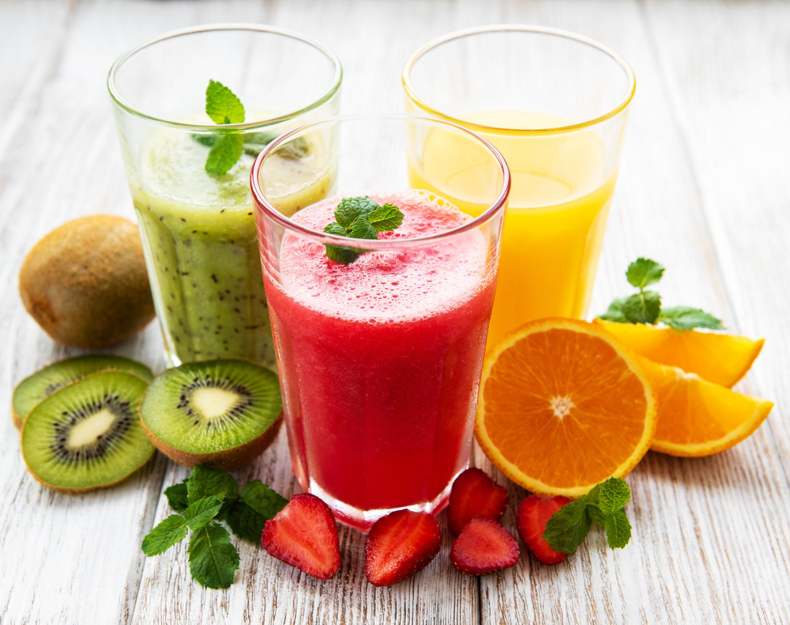 immagine succhi di frutta