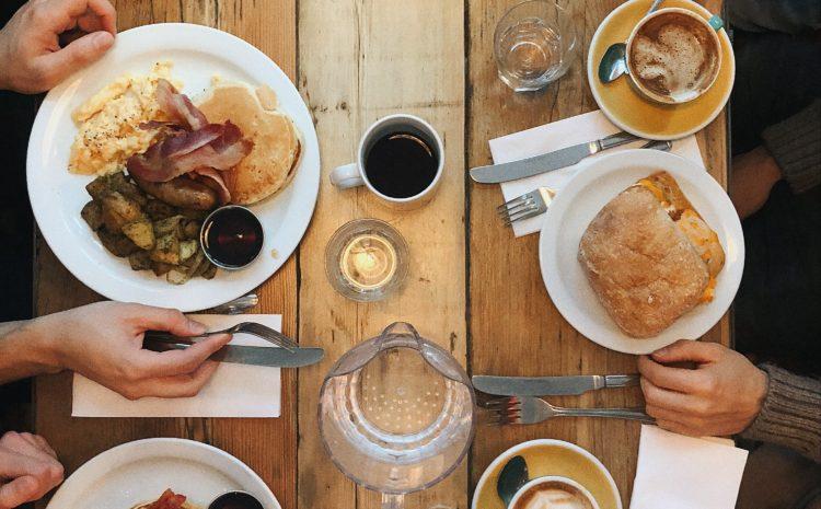 Il pasto: Eccezionale momento di convivialità